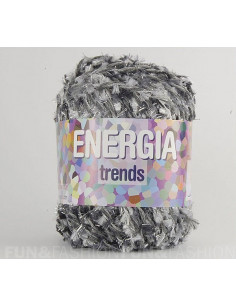 Adriafil energia grey black fancy 67