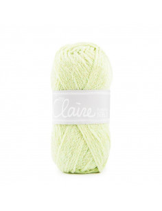 ByClaire nr 3 Sparkle light green 2158