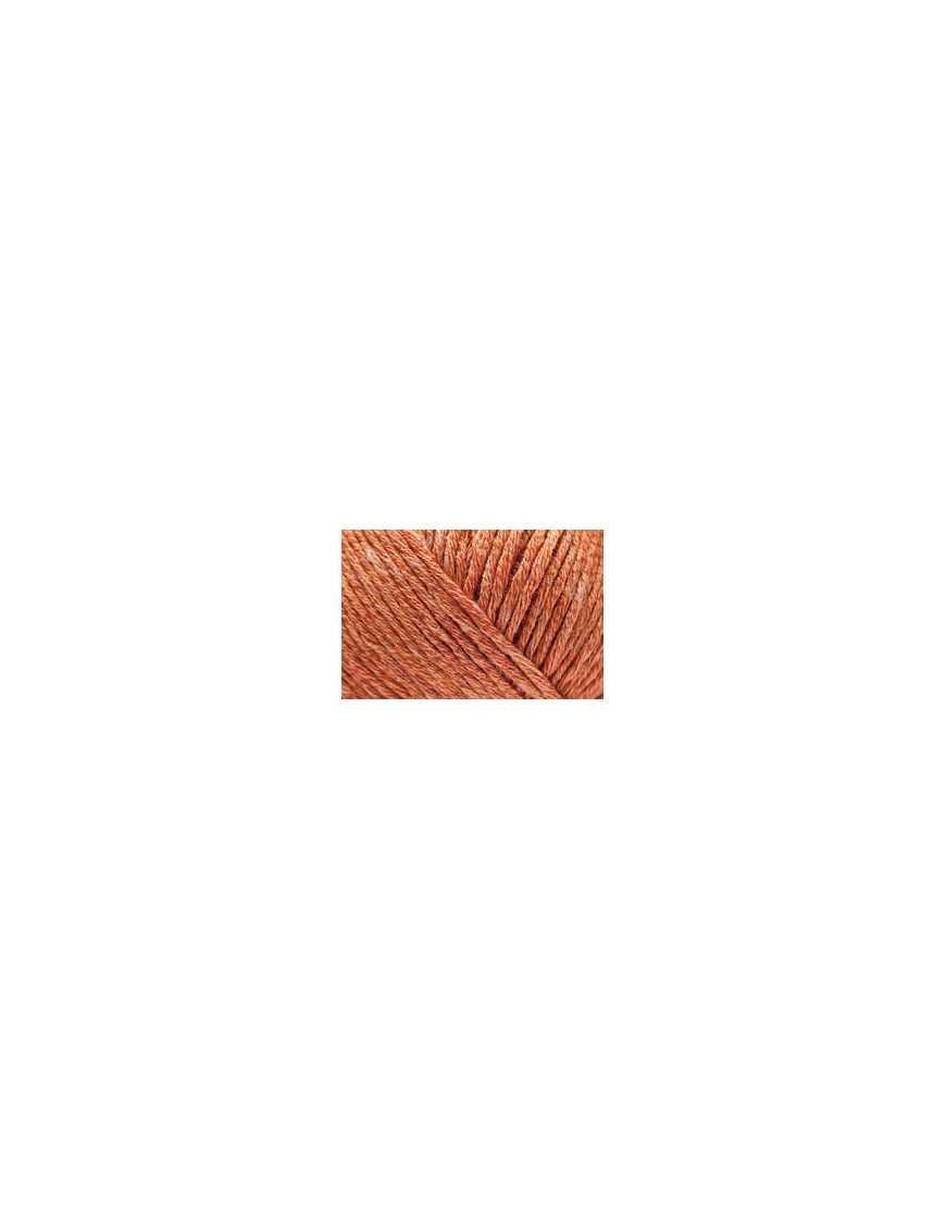 Essentials Linen Blend Aran pumpkin 005