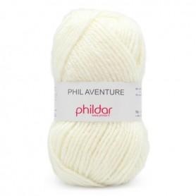 Yarn Phil Aventure craie