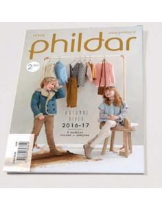 Phildar kinderen herfst-winter 2016/17