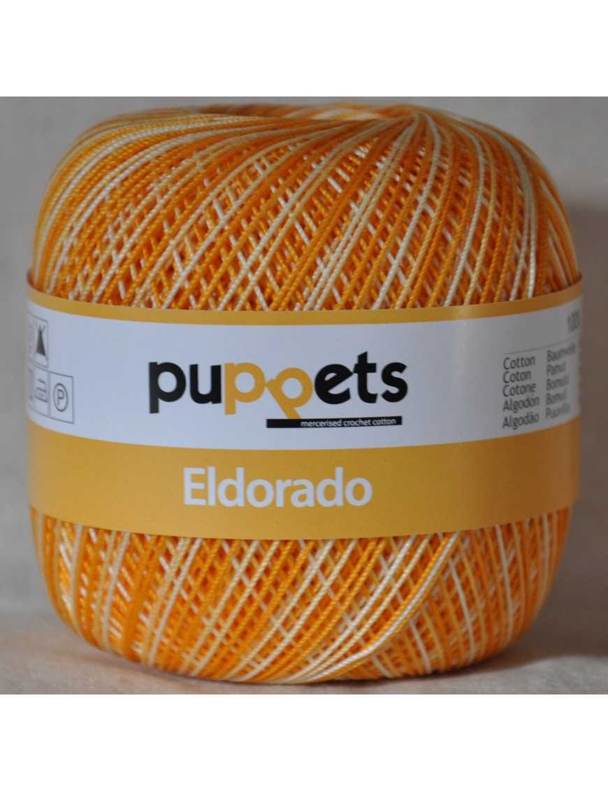 Puppets Eldorado multi orange