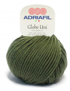 Adriafil Globe Uni army green 24