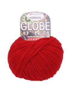 Adriafil Globe Uni red 27