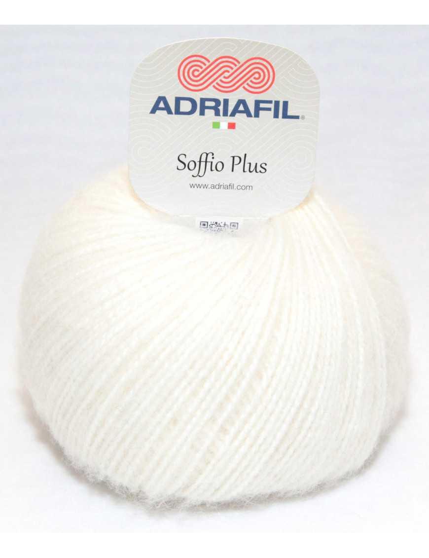 Yarn Soffio plus cream 41