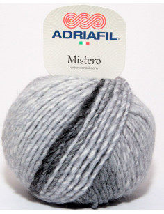 Adriafil Mistero Melange grey