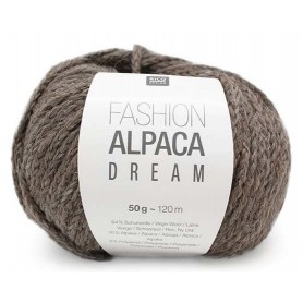 Fashion Alpaca Dream grey-brown 003