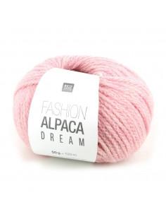 Fashion Alpaca Dream pink 011