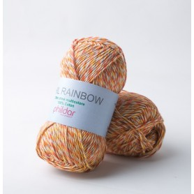 Phildar Phil Rainbow Fauve