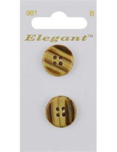 Buttons Elegant nr. 961
