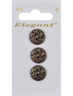 Buttons Elegant nr. 674