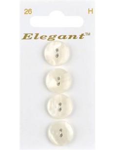 Buttons Elegant nr. 26