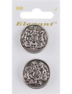 Buttons Elegant nr. 666