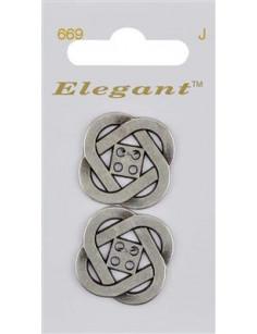 Buttons Elegant nr. 669