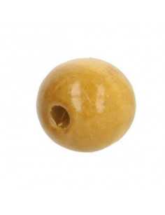 Wooden beads 19 mm