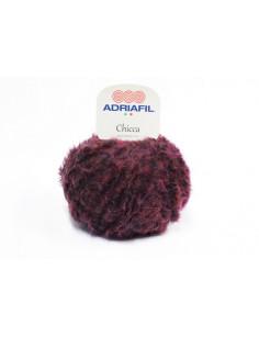Adriafil Chicca wine red 56