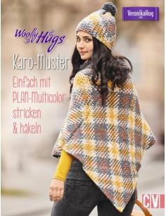 Woolly Hugs Karo Muster