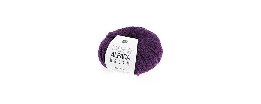 Knitting yarn  Fashion Alpaca Dream