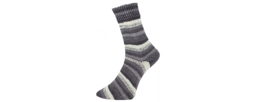 Sock yarn Pro Lana Golden Socks Schneewelt