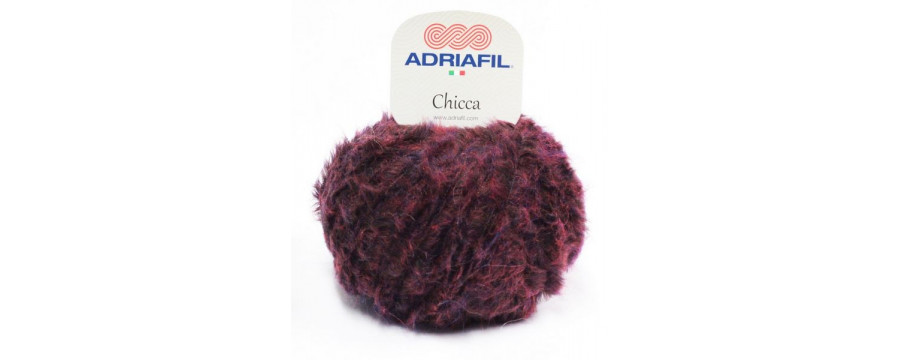 Knitting yarn Chicca