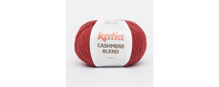 Knitting yarn Cashmere Blend